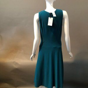 Leona Edmiston Dresses - Flirty Teal Leona Edmiston Frock with Tags